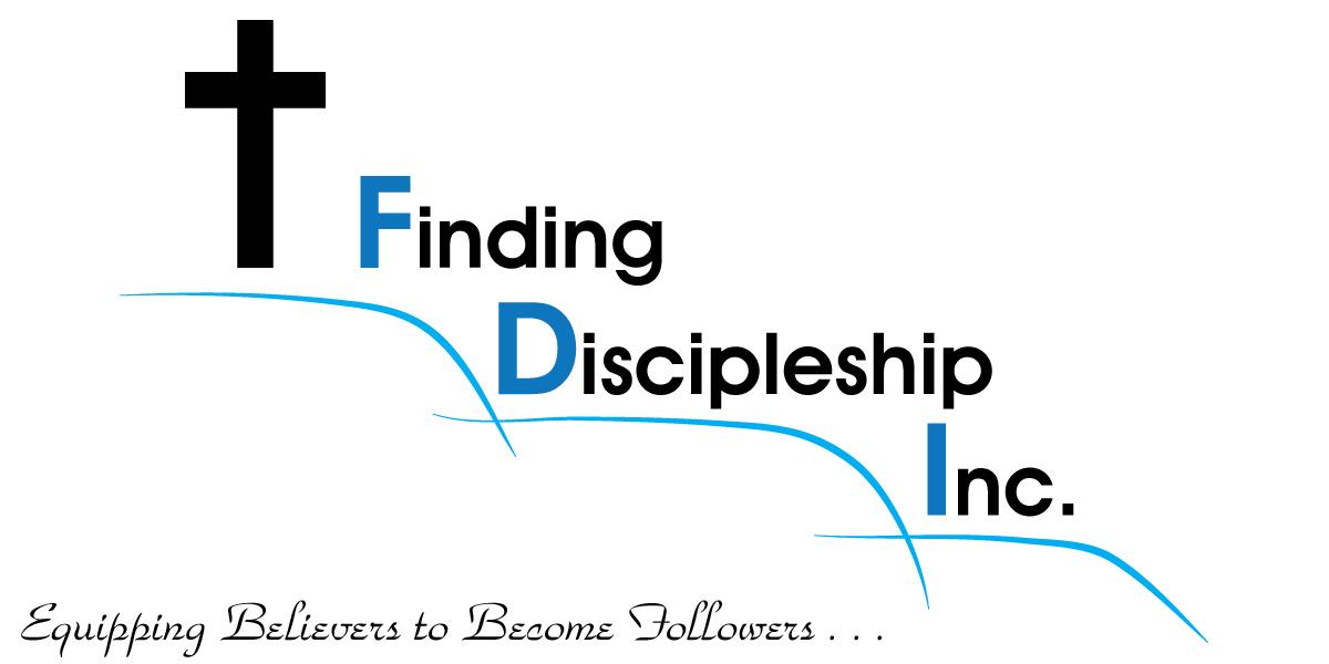 Finding Discipleship Inc LOGO